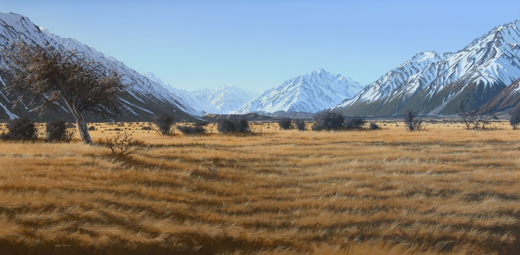 This Fragile Land, Tasman Valley