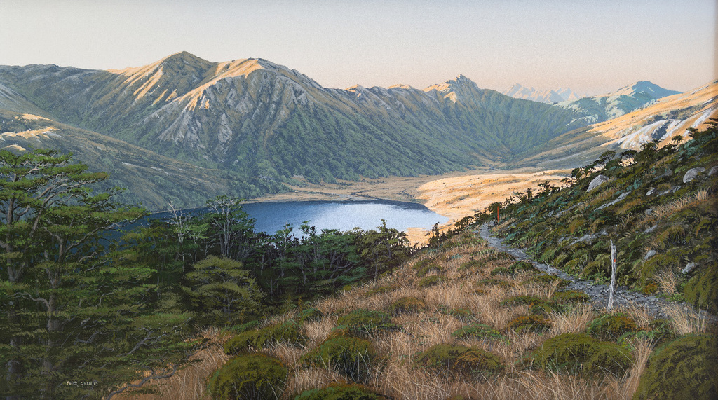 Boulder Lake, Kahurangi National Park