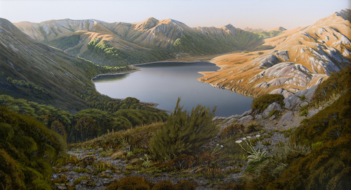 Boulder Lake - Kahurangi National Park