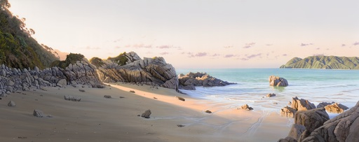 Late in the Day - Wainui Bay